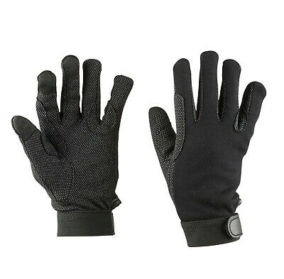 Dublin Winter Thinsulate Track Gloves WARM HORSE RIDING GLOVES ALL SIZES