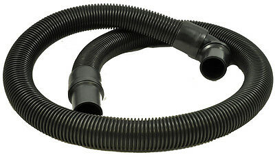 ProTeam Static-Dissipating Hose w/ Cuffs (black) 103048 backpack vacuum tools