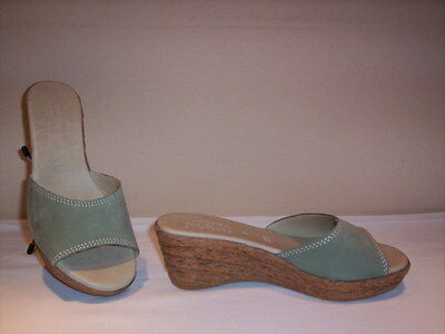 Made in Italy scarpe sandali eleganti casual donna zeppa plateau shoes women new