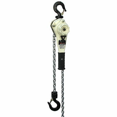 JET JLH-100WO-15 1 Ton Lever Hoist with 15' Lift and Overload Protection