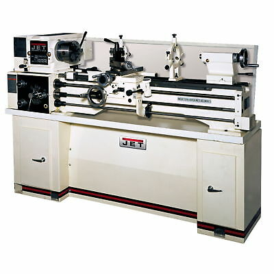 JET BDB-1340A Belt Drive Bench Lathe With Taper Attachment