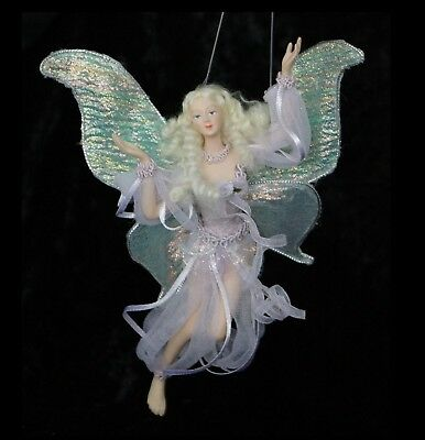 Forever FAIRY #3 Flying - Lilac dress with Beautiful Wings SALE