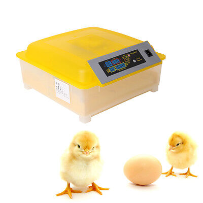 48 Eggs Incubator Hatcher Automatic Egg Turning Suitable incubating chicken,duck