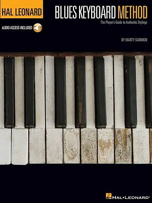 Keyboard piano instruction books cds video musical hal leonard blues keyboard method foreword by chuck leavell piano inst 000123363 fandeluxe Gallery