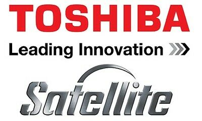 Toshiba Satellite A300 Series - Factory Recovery Discs
