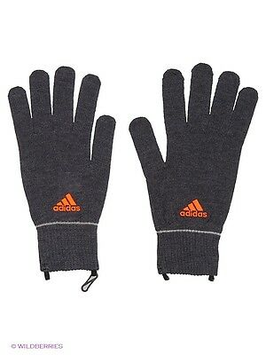New Adidas Men's Clima Heat Wool Running Gloves ~Size Large~ #g89585 $30 Retail