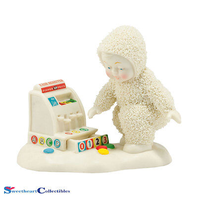 Department 56 Snowbabies 4045229 Fisher Price Ring Me Up Retired