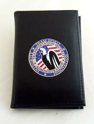 Transportation Security Administration Badge ID Case Wallet