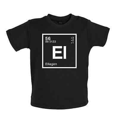 ELLA Periodic Element - Baby T-shirt - Science / Geek - 8 Colours