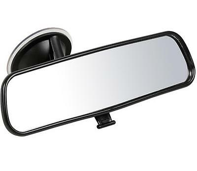 car interior mirror QUALITY SUCTION dipping rear view learner driver backup tow