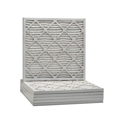 14x14x1 Dust and Pollen Merv 8 Replacement AC Furnace Air Filter (6 Pack)