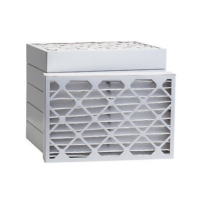 Tier1 20x25x4 Dust and Pollen Merv 8 Replacement AC Furnace Air Filter (6 Pack)