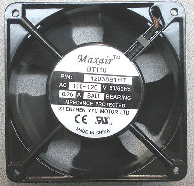 NEW Control Cooling Fan Replaces Middleby 27392-0002 Axial X-Fan 115V