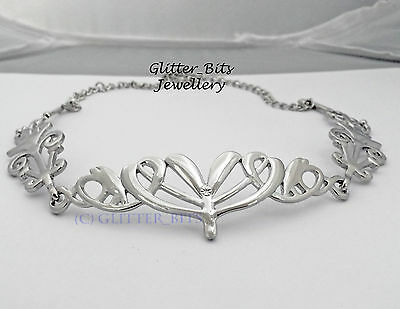 Hobbit Lord Of The Rings Silver Arwen Evenstar Crown Lotr Tiara Coronation Elven