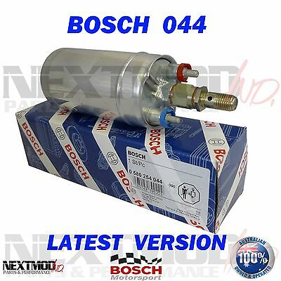 ✪ Brand New BOSCH 044 Racing External Fuel Pump - 0580254044; E85 - DISCOUNTED
