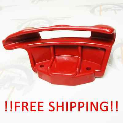 HUNTER Tire Changer RED Nylon / Poly Mount Demount head Duckhead rp6-0343