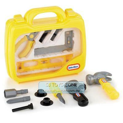 Little Tikes Preschool Toy My First Activity Handy Man Toolbox For Kids