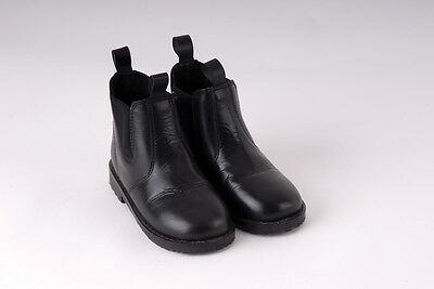 Rhinegold Little Tots Leather Jodhpur Boots Children Child Riding 4-10 Tot Jod
