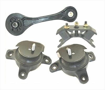 3.6L Front Motor Mount Set 2PCS for 05-14 Subaru B9 Tribeca Legacy Outback 3.0L