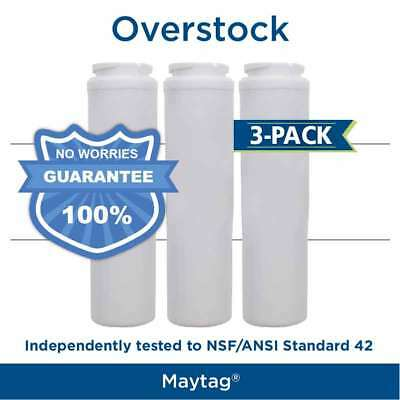 Fits Maytag EDR4RXD1 UKF8001 PuriClean II 46-9006 Comparable Water Filter 3 Pack