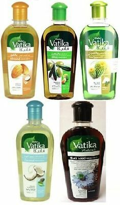 Dabur Vatika Enriched Hair Oils 200ml  Special Offers Free Delivery