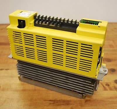 Fanuc A06B-6089-H104, AC Servo Amplifier Unit - USED
