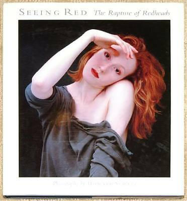 THE RAPTURE OF REDHEADS ~ SEEING RED: A SCARCELY SEEN BOOK OF PHOTOGRAPHY Schatz