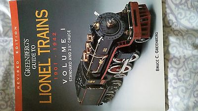 Greenberg's Guide to Lionel Trains 1901-1942 Volume 1 Revised Edition