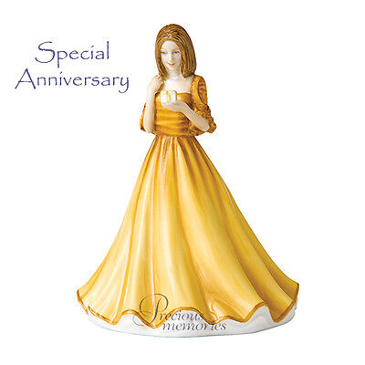 Royal Doulton Figurine Special Anniversary