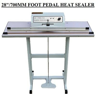 "28""/70Cm/700Mm Professional Foot Pedal Heat Sealer"