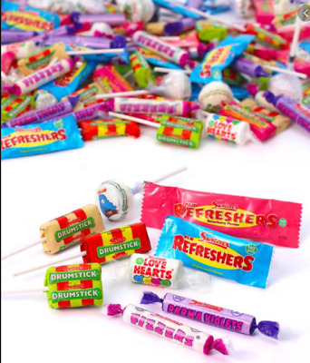 Swizzels Matlow Variety Sweet Mix Mixed Sweets Love Hearts Lollies 200g - 3kg
