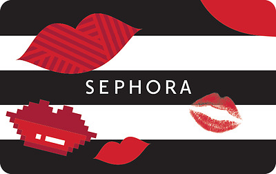 Sephora Gift Card - $25 Mail Delivery