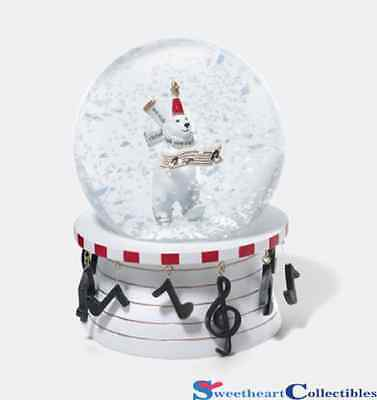 Dept 56 Krinkles Merry Christmas Mini Water Globe Patience Brewster