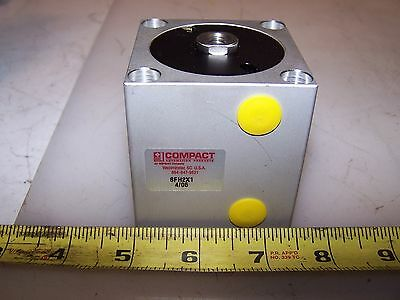 """New Imc Compact Automation Pneumatic Cylinder Sfh2X1  2"""" Bore"""