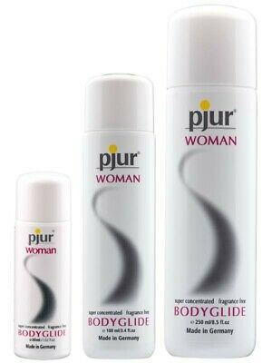 Woman Lubricant Anal Vaginal Lube Bodyglide Silicone 30/100/250ml Pjur