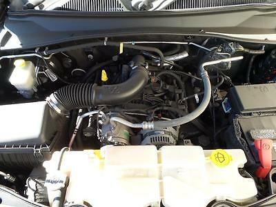 Jeep Cherokee Engine Petrol, 3.7 V6, Kk, 02/08-10/12 08 09 10 11 12