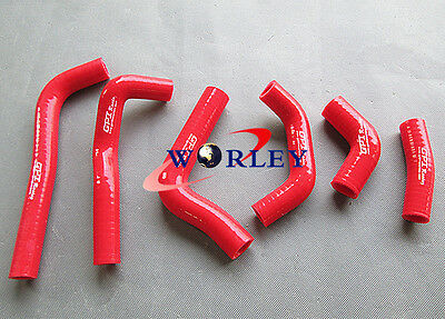 For HONDA CRF450 CRF 450 R 2002 2003 2004 Silicone Radiator Hose 02 03 04