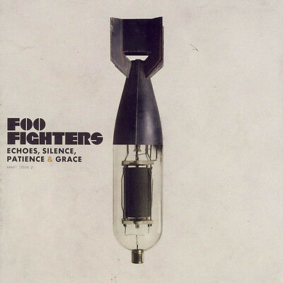 Foo Fighters - Echoes, Silence, Patience & Grace - 2 x Vinyl LP *NEW & SEALED*