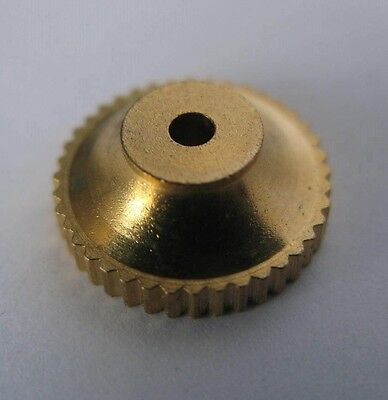 Bell nut for French Clock Fine Quality Brass Replacement Repairs Spare Parts