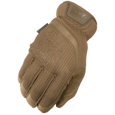 Mechanix Tactical FastFit Military Army Cadet Airsoft Combat Gloves Coyote Tan