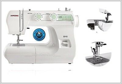 Sewing Machine Heavy Duty Sew Stitch Industrial Embroidery Quilting Fabric Shop