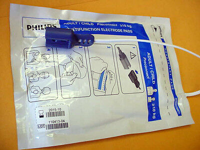 Philips 989803166021 HeartStart Adult Preconnect Multifunction Electrode Pads