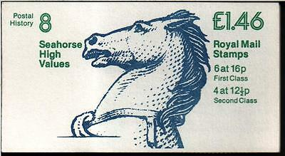 SEAHORSE LEFT SELVEDGE BOOKLET FO1Aa CORRECTED RATE LM FULL PERFS CYL