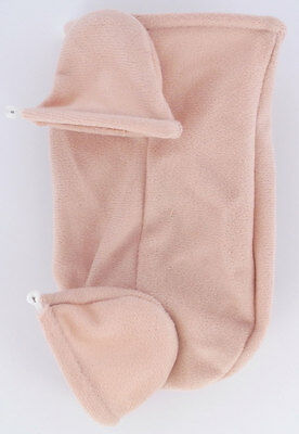 DOE SUEDE BODY  FOR SMALL REBORN 14 3/4 limbs (566)