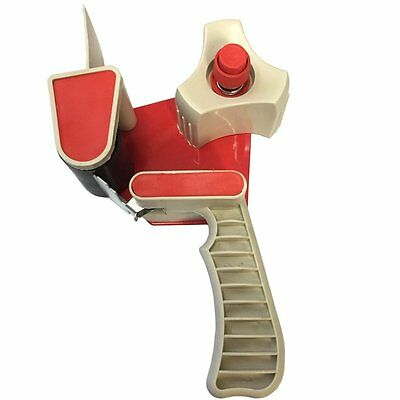 Pistol Grip Parcel Tape Dispenser Gun - Packaging Tape Applicator Packing Tool