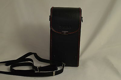 """Sigma NC-5 Lens Case with strap Made in Japan 5.5X3"""" O126006"""