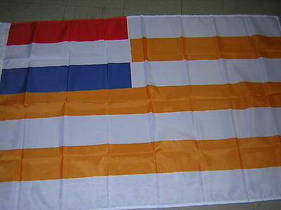 1854-1902 Flag of the Orange Free State Oranje Vrystaat of South Africa 3X5ft