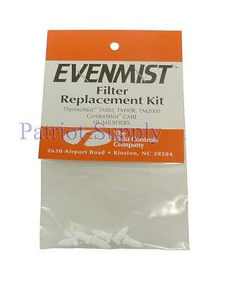 Field Controls 46018400 Replacement Inlet Filters For Evenmist Humidifiers 6 pk