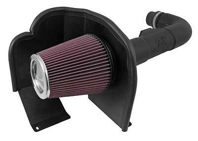 K/&N  63-3082 AIRCHARGER PERFORMANCE COLD AIR INTAKE  CHEVY//GMC 2014-15 V8 1500