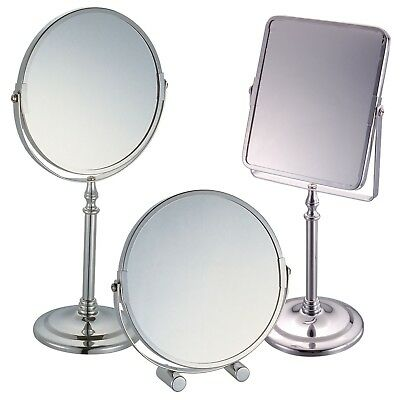 Showerdrape | Magnifying Bathroom Vanity Mirrors /  Make Up / Cosmetic / Beauty